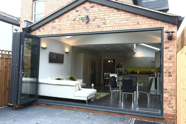 case study single storey extension roxborough rd. Black Bedroom Furniture Sets. Home Design Ideas
