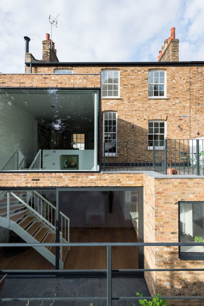 Photo of a contemporary exterior in London.