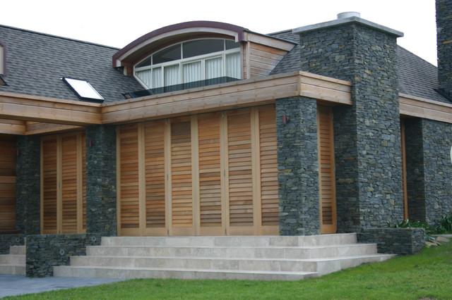CoFold Sliding Folding Door Gear - Modern - Exterior - Cornwall ...