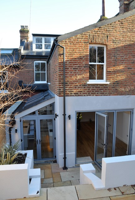 Complete Renovation Of Semi Detached House London