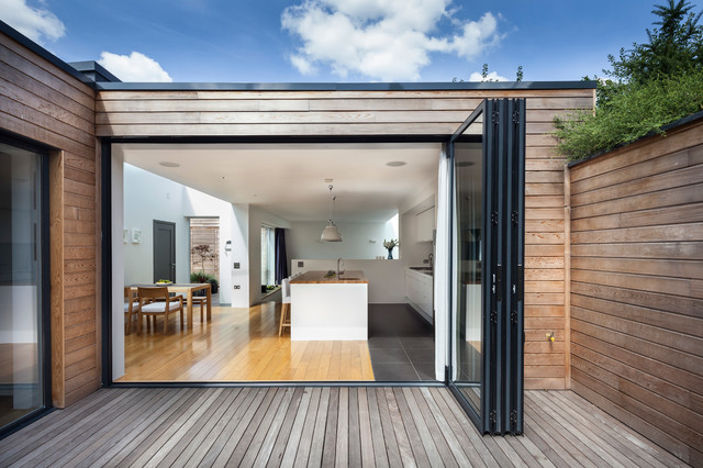 Ask an Architect  What are the Hidden Costs of my Renovation Project Contemporary Exterior by designcubed  designcubed  Planning Permission
