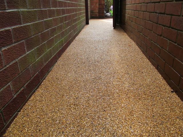 Domestic Driveway Surfacing Resin Bound Gravel Driveways