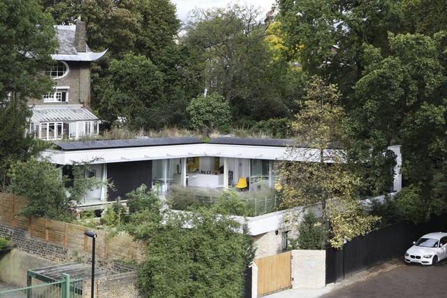 Eco House, Blackheath, London - Contemporary - Exterior - london - by ...