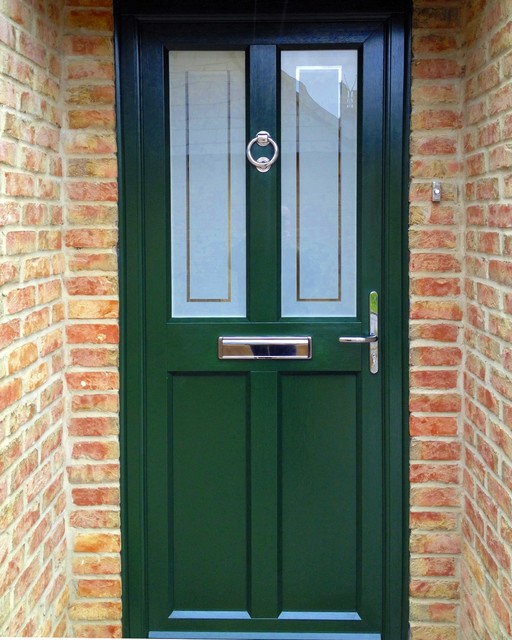 english door company traditional exterior