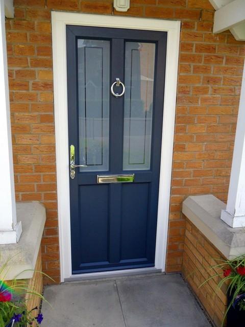 English Door Company Traditional Exterior