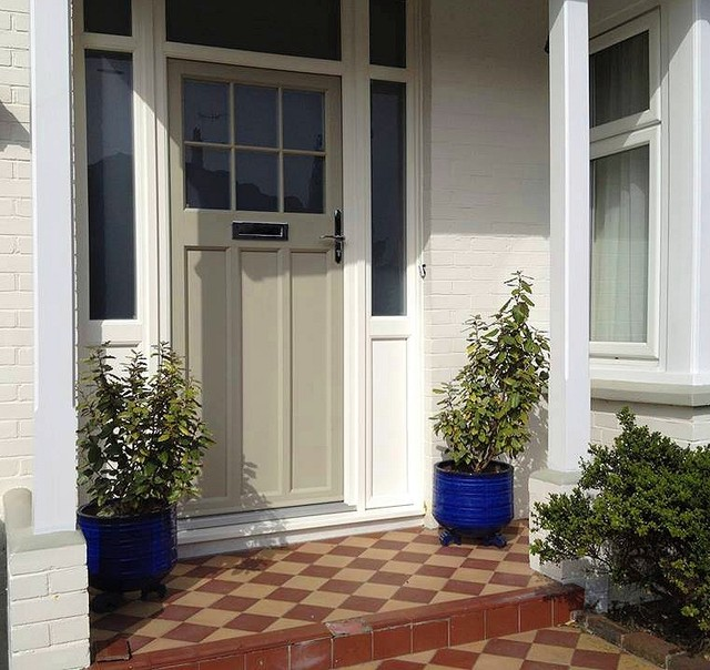 English Door Company - Traditional - Exterior - Hertfordshire - by ...