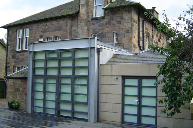 Extension At Newlands Road Glasgow Contemporary