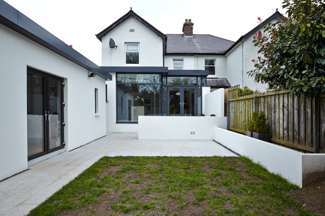 Extension to Semi-Detached house, Bangor Northern Ireland ...