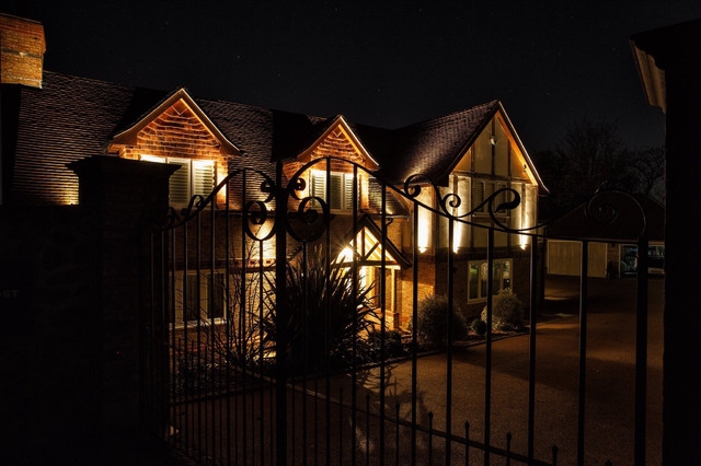 Exterior Architectural Lighting London By