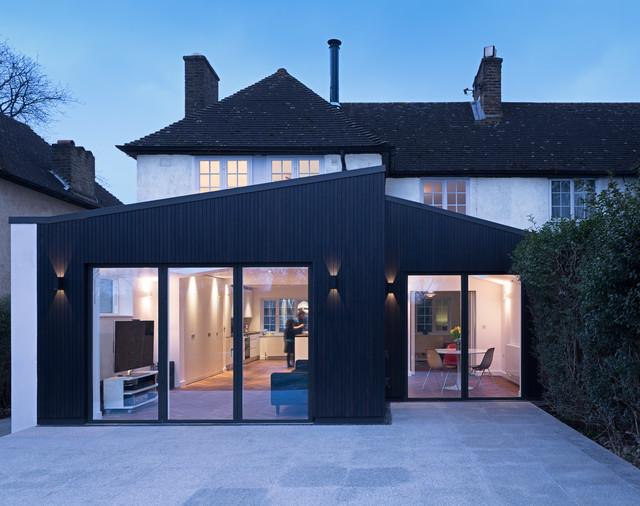 Exteriors Portfolio Contemporary Exterior London