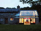 transitional exterior Design Workshop: Is a Phased Construction Project Right for You? (14 photos)