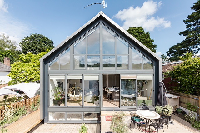 Floating House Marlow As Featured On