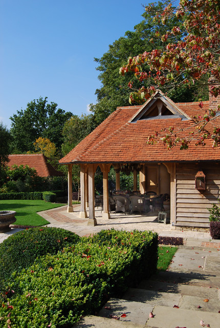 Garden Buildings Traditional Exterior Hampshire By