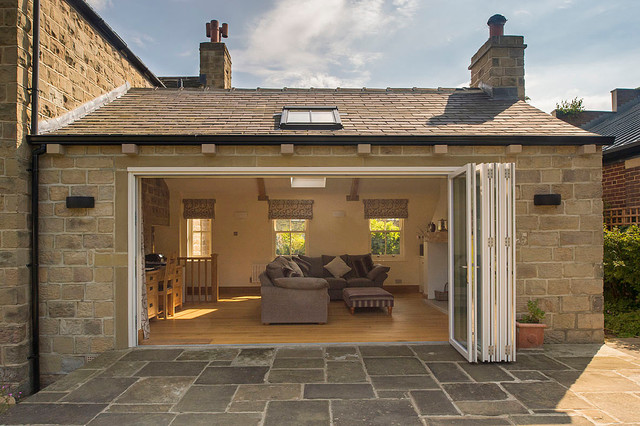 Garden Room Extension Traditional Exterior Yorkshire