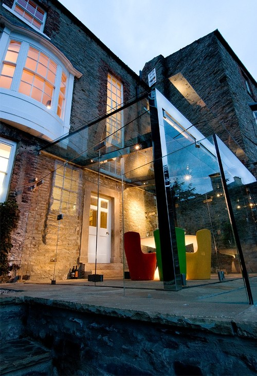 Glass Extension, North Yorkshire