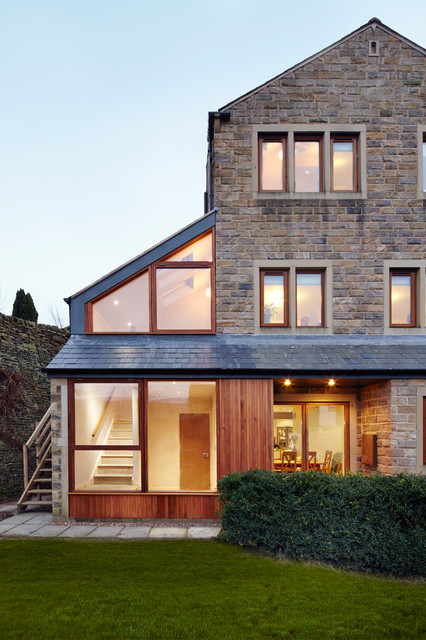 Contemporary exterior in Other.