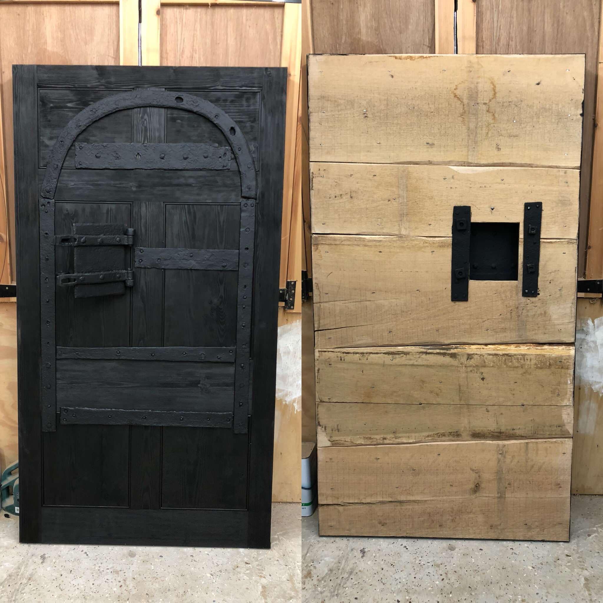 Handmade Replica Door