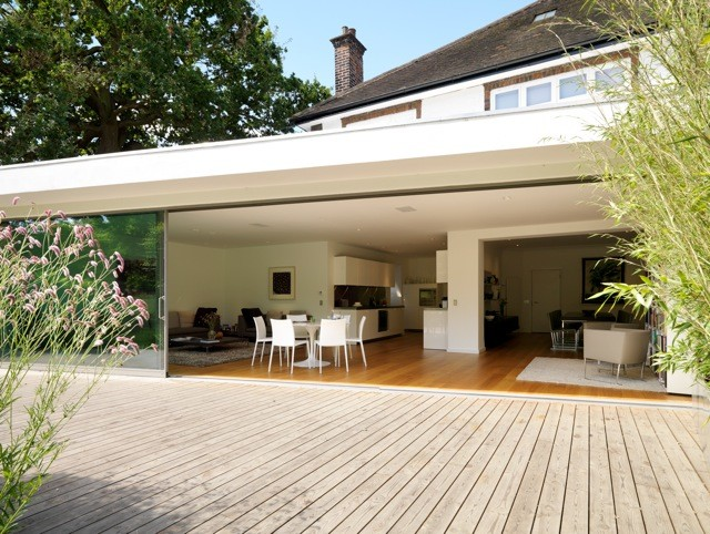 House Extension- Muswell Hill - Contemporary - Exterior - london - by ...