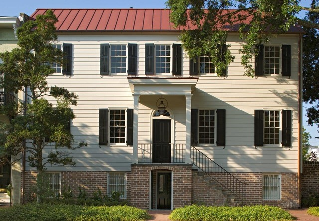 House historic district in savannah ga for Historic houses in savannah ga