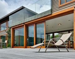 HS Portal Lift & Slide Doors modern-windows-and-doors