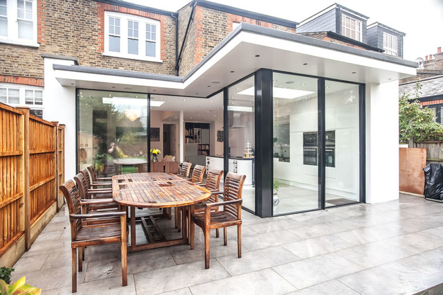 Kingston Upon Thames Single Storey Extension