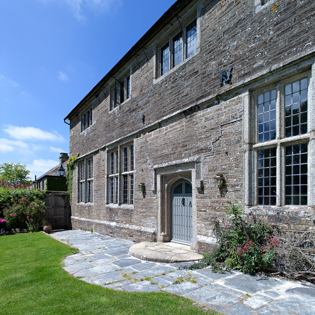 Large Extension of Country Manor in Cornwall