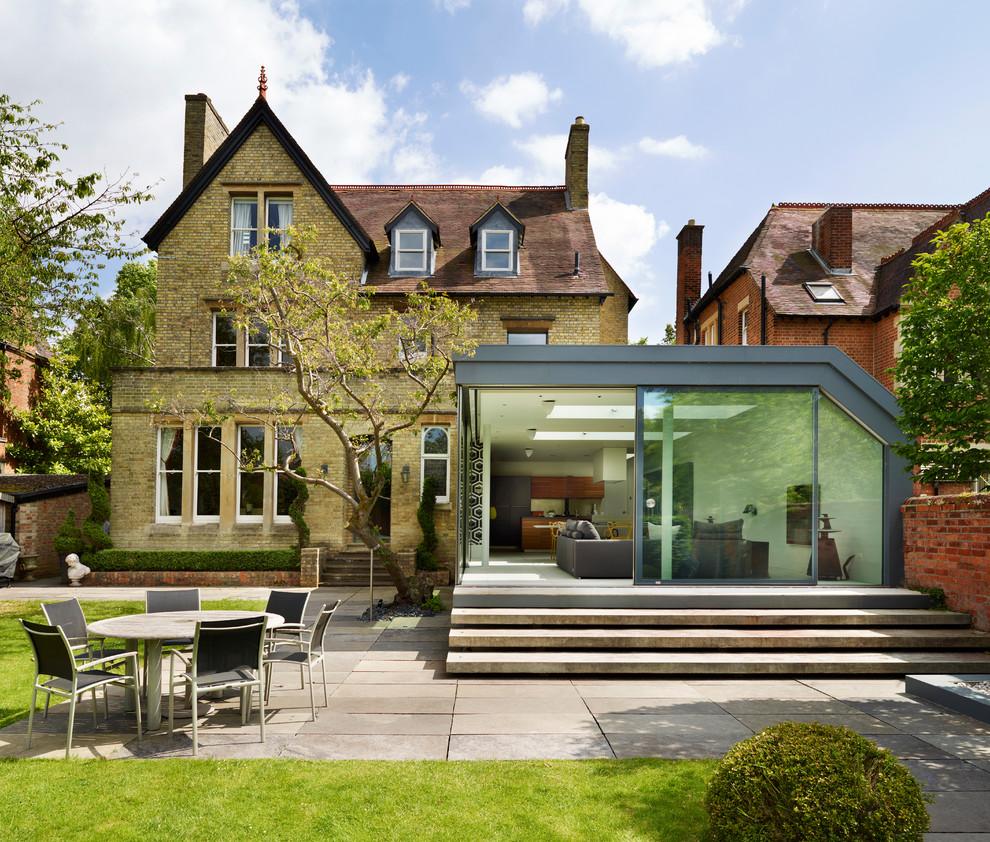 Home Design Ideas Exterior Photos: Large Family Home