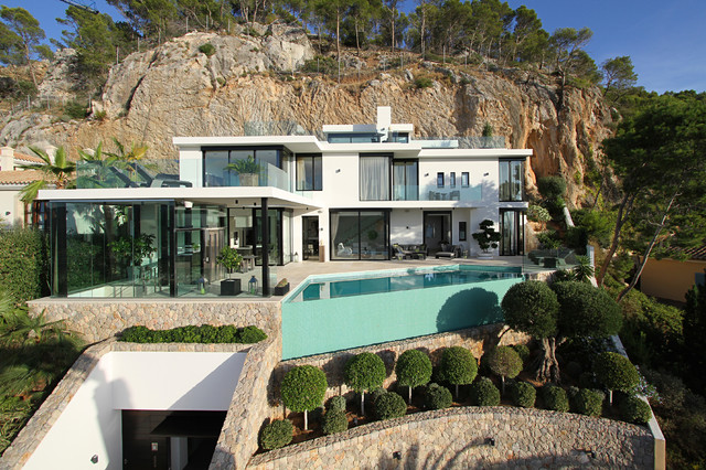 Exceptionnel Mallorca Kitchen Contemporary Exterior