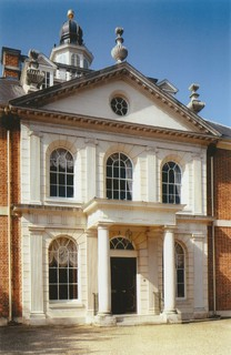 Merks Hall - Traditional - Exterior - Essex - by Quinlan Terry Architects