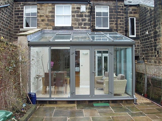 Modern Glass Extensions modern and contemporary glass extensions - contemporary - exterior