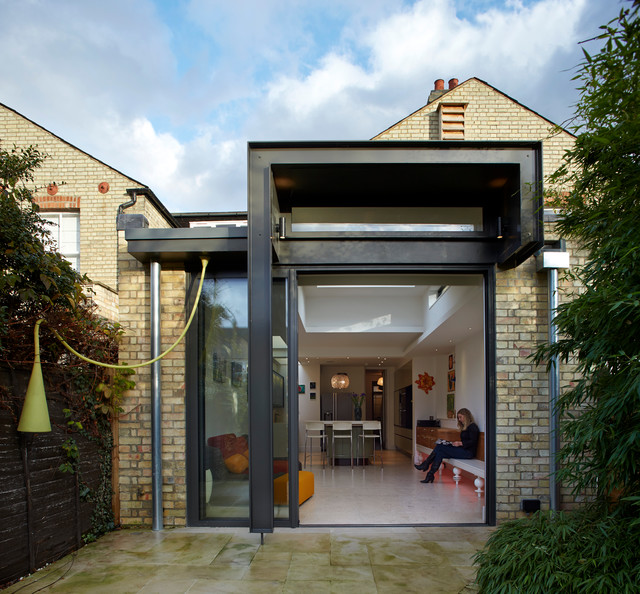 Cambridge Extension Contemporary Exterior