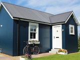 traditional exterior Houzz Tour: A Wee Home Grows in a Scottish Garden (16 photos)