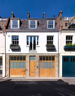 Pavilion Road - Contemporary - Exterior - London - by Threefold Architects