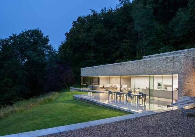 Private House, Cotswolds modern-exterior