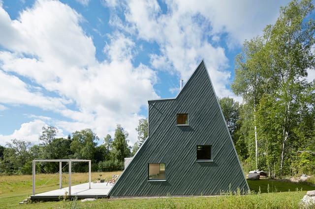 QvarseBo skandinavisk-fasad