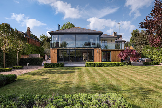 Recent Projects Modern Exterior Berkshire By