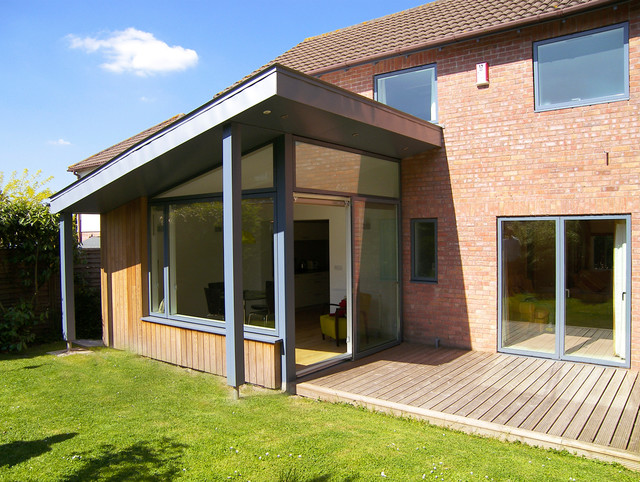 Remodel And Extension Of 1980 S House