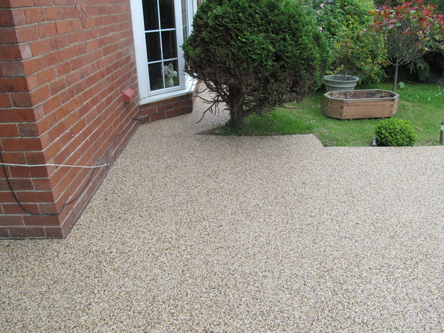 Resin Bonded Gravel Driveway Surfacing Cramlington