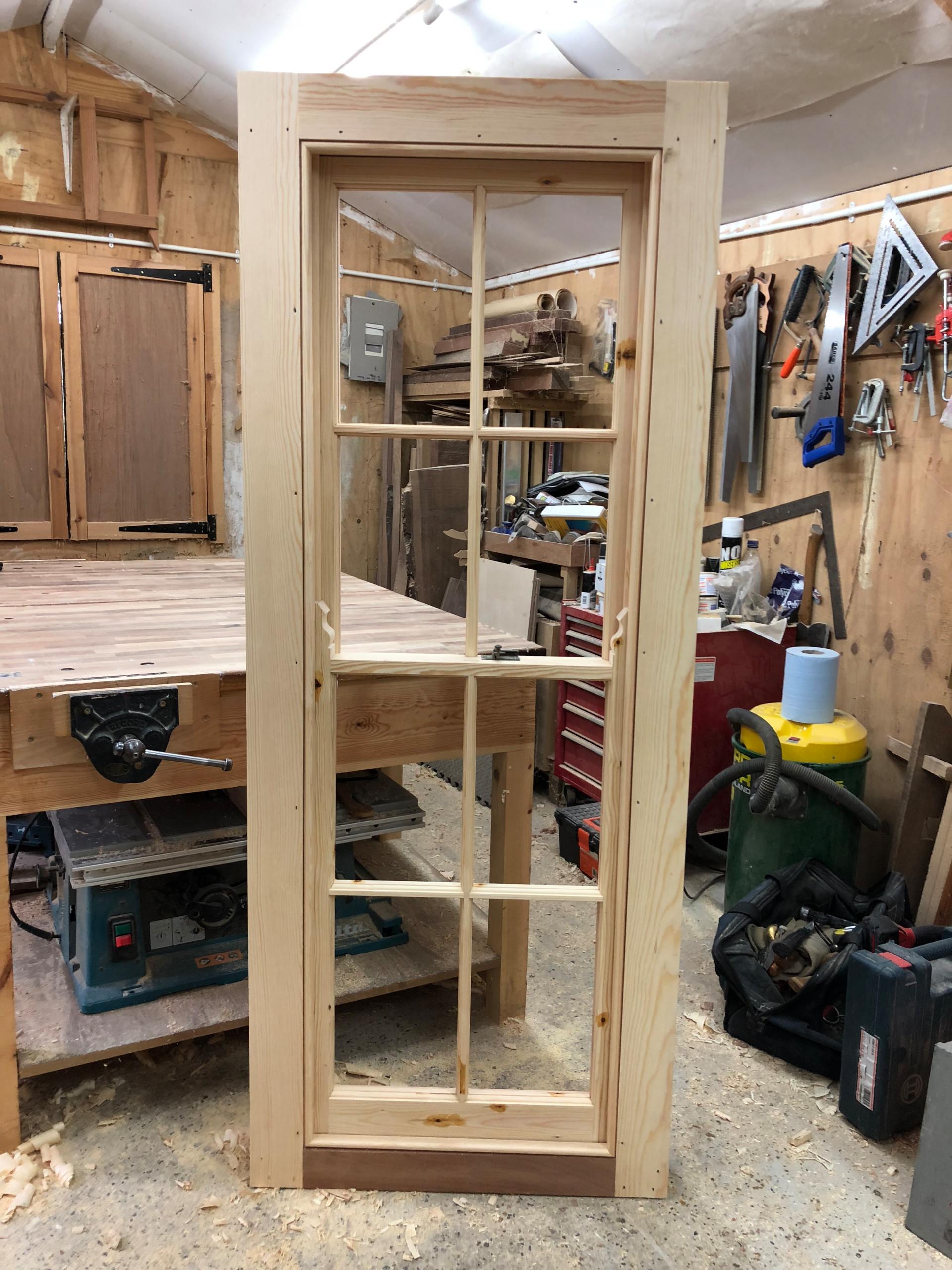 Sliding Box Frame/Sash Window