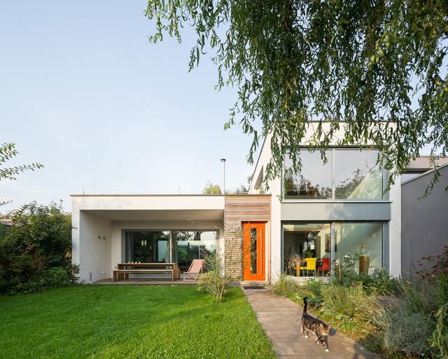 Stommel Haus stommel haus troisdorf contemporary timber house