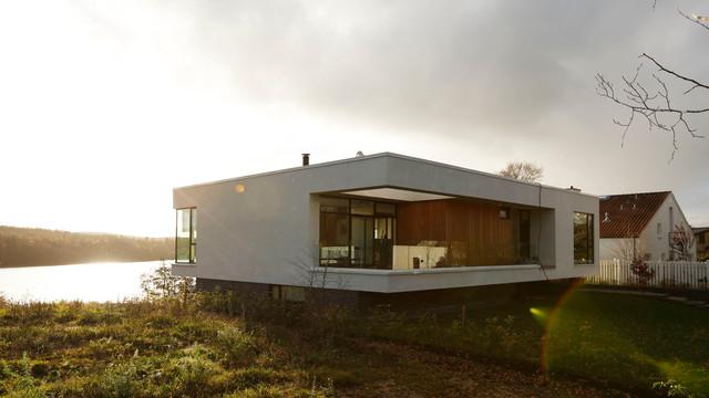 Svejbæk - Moderne - Hus & facade - Aarhus - af Skovhus Arkitekter