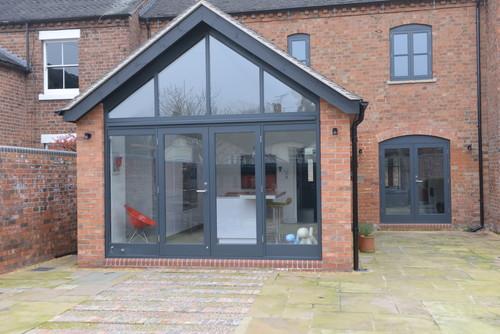 Terraced House Refurbishment in Stone · More Info
