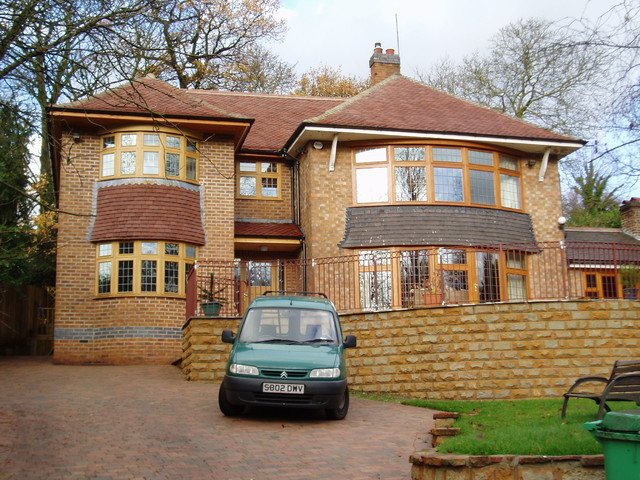 Traditional house designs traditional exterior east for Traditional house designs uk