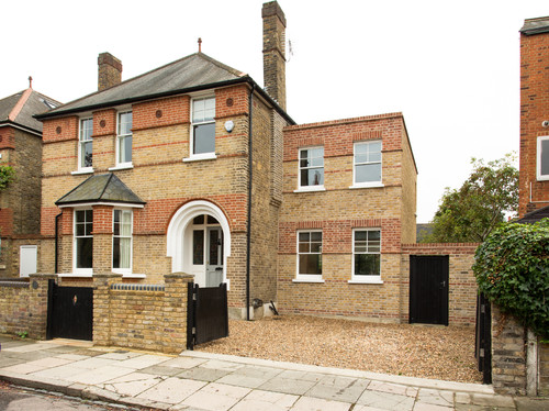 Two-storey side extension Twickenham