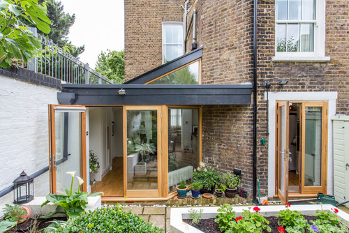 Property Extension Design