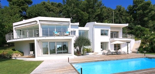 Ville Franche - South of France contemporary-exterior