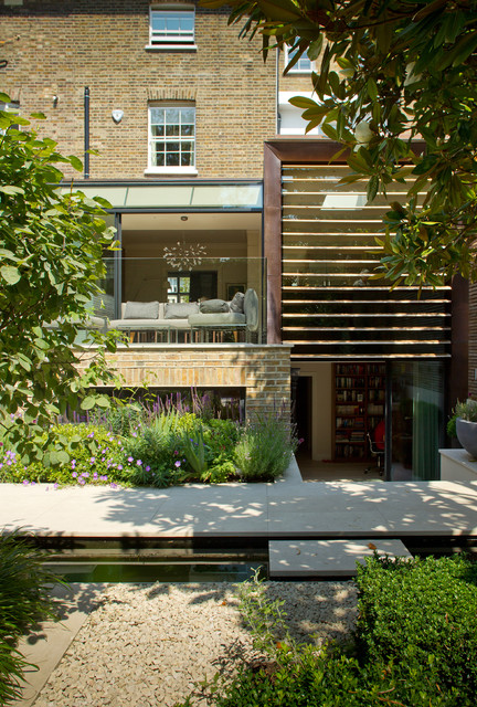 Westbourne grove london contemporary exterior for Kitchen ideas westbourne grove