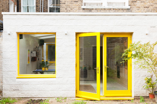 Alternative Window Frame Colours for Your House Design