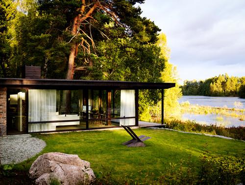 Fritidshus i Hälsingland