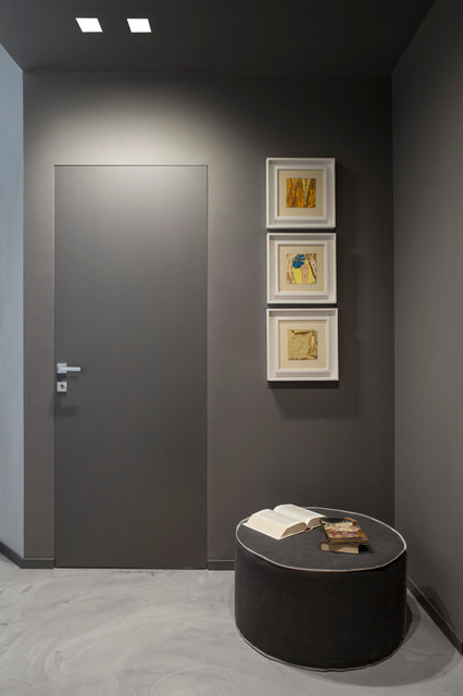 Andrea castrignano minimal underground contemporaneo for Andrea castrignano colori pareti